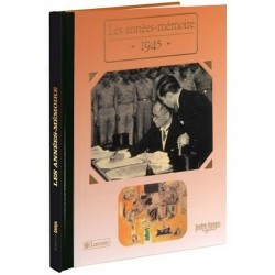 Collection Livres Années Mémoire - 1945