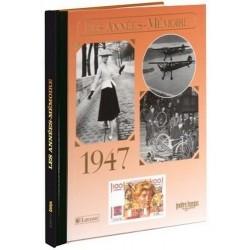 Collection Livres Années Mémoire - 1947