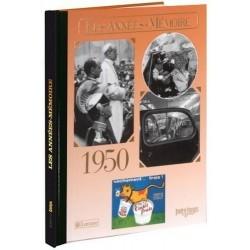 Collection Livres Années Mémoire - 1950