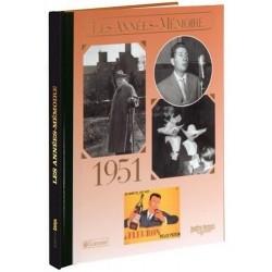 Collection Livres Années Mémoire - 1951