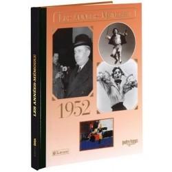 Collection Livres Années Mémoire - 1952