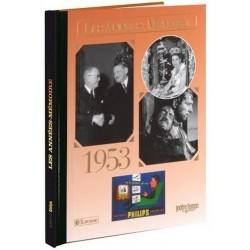Collection Livres Années Mémoire - 1953