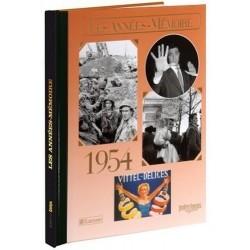 Collection Livres Années Mémoire - 1954