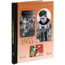 Collection Livres Années Mémoire - 1955