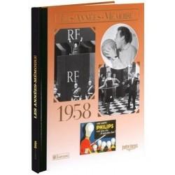 Collection Livres Années Mémoire - 1958