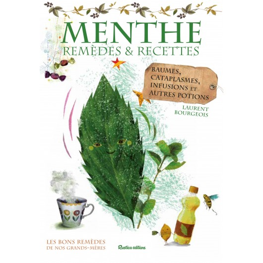 Menthe : remèdes et recettes