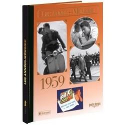 Collection Livres Années Mémoire - 1959