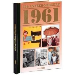 Collection Livres Années Mémoire - 1961