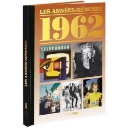 Collection Livres Années Mémoire - 1962