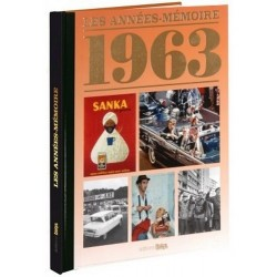 Collection Livres Années Mémoire - 1963