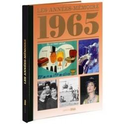 Collection Livres Années Mémoire - 1965