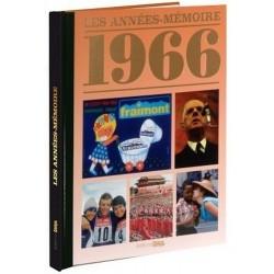 Collection Livres Années Mémoire - 1966