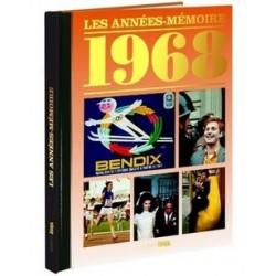 Collection Livres Années Mémoire - 1968
