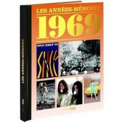 Collection Livres Années Mémoire - 1969
