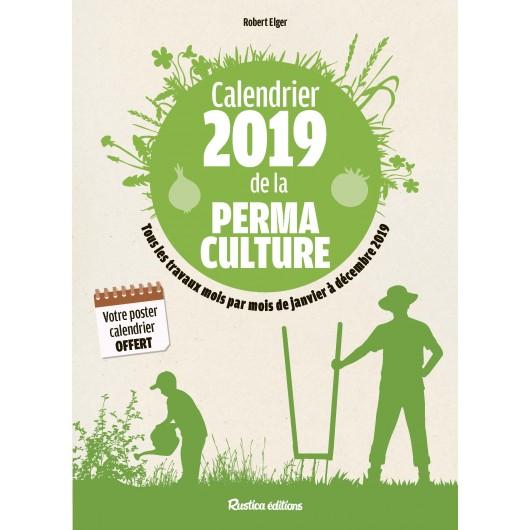Calendrier 2019 de la permaculture