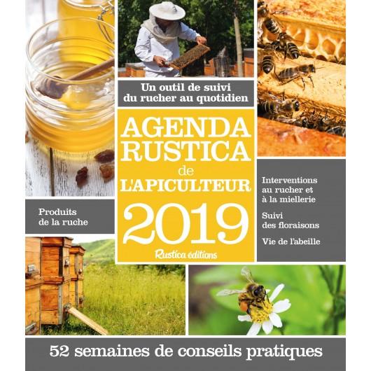 Agenda Rustica de l'apiculteur 2019