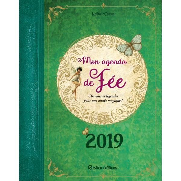 Mon agenda de fée 2019