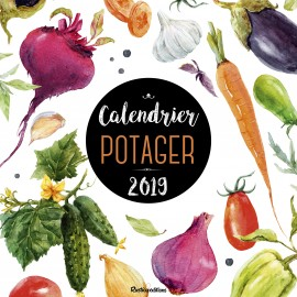 Calendrier potager 2019