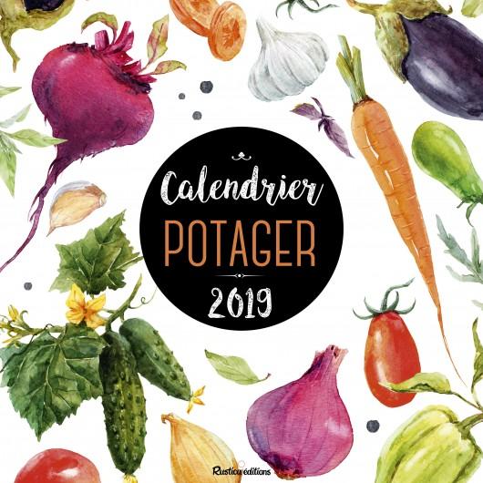 Calendrier potager 2019