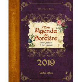 Mon agenda de sorcière 2019