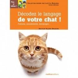 Décodez le langage de votre chat !