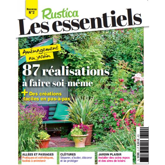 Rustica les essentiels : Aménagement du jardin