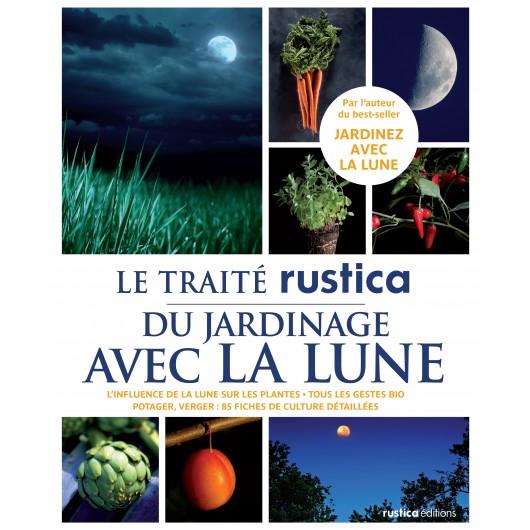Le trait rustica du jardinage avec la lune - La boutique du jardinage ...