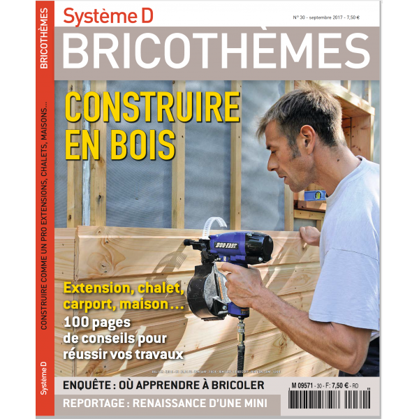 Bricothèmes n°30 (Septembre 2017)
