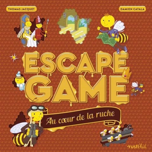 Escape game : au coeur de la ruche