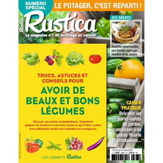 Rustica Le Potager C Est Reparti Mars 2019