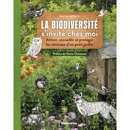La biodiversité s'invite chez moi