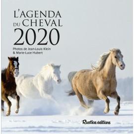 L'agenda du cheval 2020