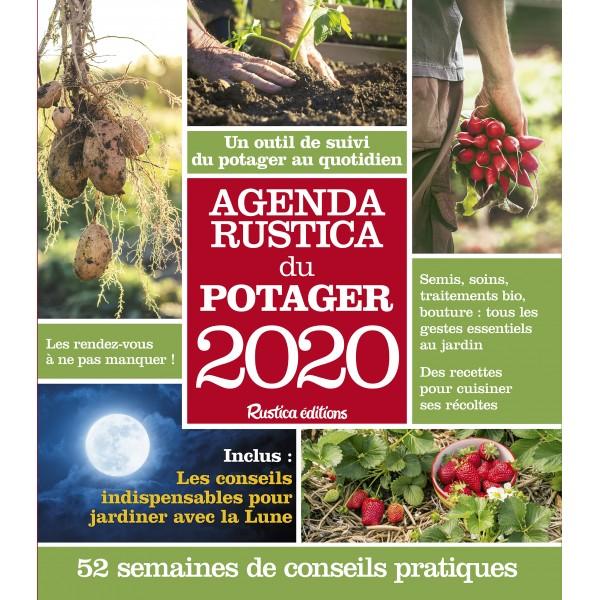 Agenda Rustica du potager 2020