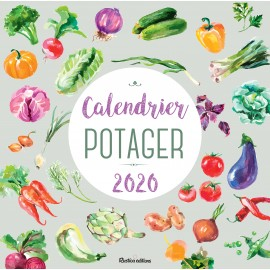 Calendrier Potager 2020