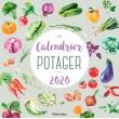 Calendrier Potager 2020