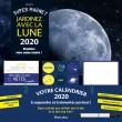 Super magnet Jardinez avec la Lune 2020