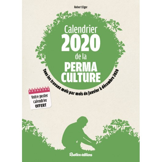 Calendrier 2020 de la permaculture