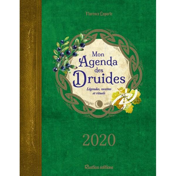 Mon agenda des druides 2020