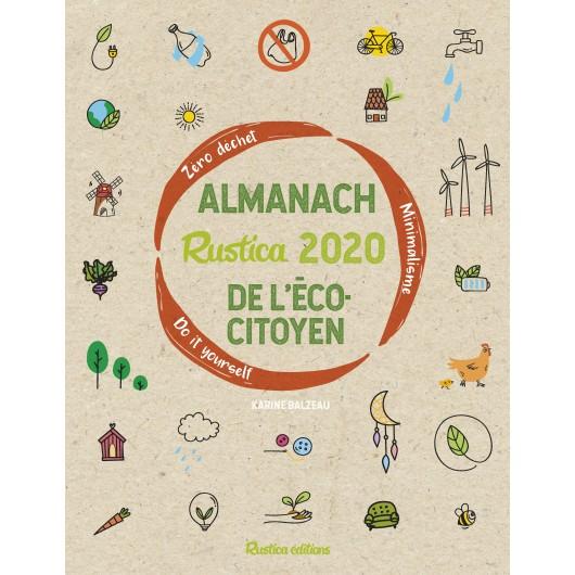 Almanach Rustica 2020 de l'écocitoyen