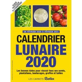 Calendrier Lunaire Fevrier 2021 Rustica RUSTICA   Spécial Lune + CarCalendrier Lunaire   Janvier 2020