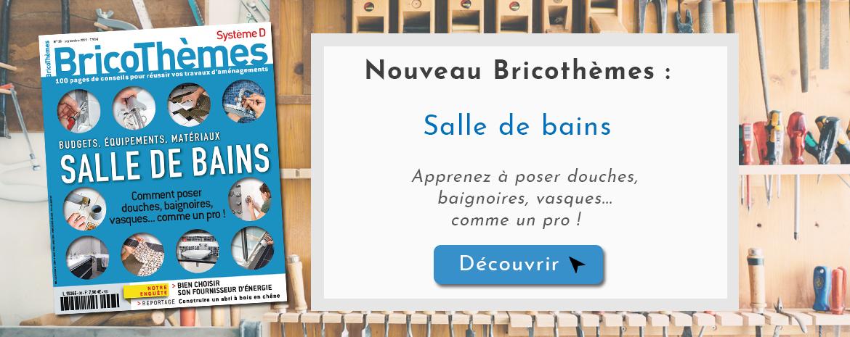 Bricothèmes Salle de bains