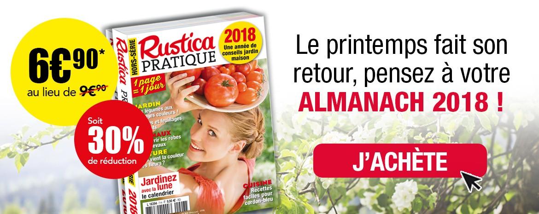 Almanach Printemps