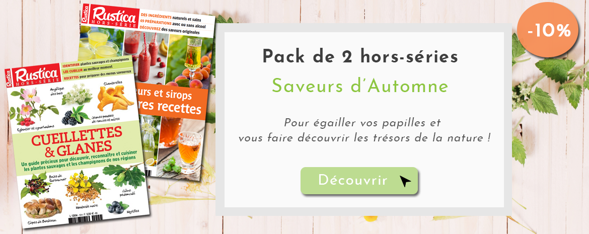 Pack Saveurs Automne