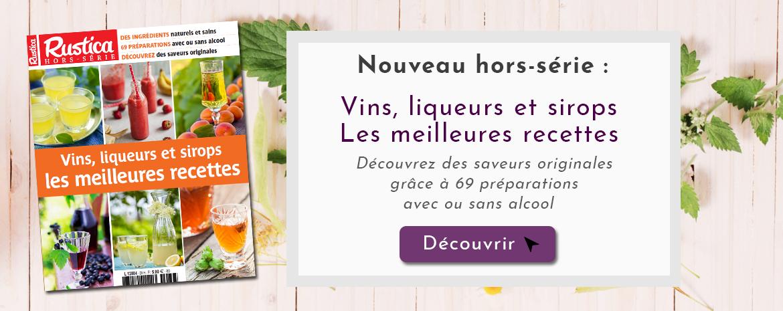 HS Vins liqueurs Sirops